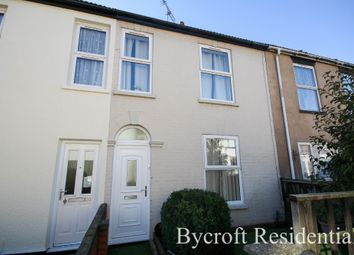 Thumbnail 3 bed terraced house for sale in Olive Road, Cobholm, Great Yarmouth