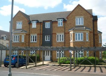 Thumbnail 2 bedroom flat for sale in Quarry Close, Northfleet, Gravesend