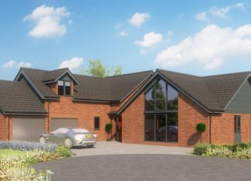 Thumbnail 3 bed detached house for sale in Bartles Wood, Curr Lane, Upper Bentley, Redditch