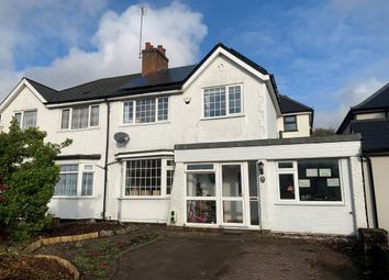 4 bed semi-detached house for sale in Union Road, Shirley, Solihull B90