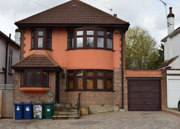 Thumbnail 3 bed detached house to rent in Longland Drive, Totteridge