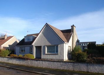 Thumbnail 3 bedroom detached bungalow for sale in Woodside Place, Fochabers, Moray