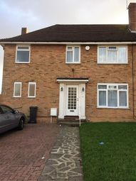 Thumbnail 3 bedroom semi-detached house to rent in Kings Drive, Wembley