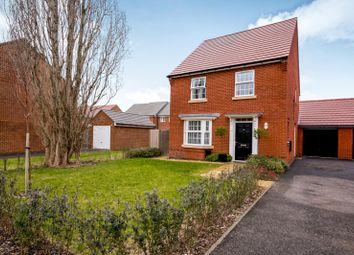 Thumbnail 4 bed detached house to rent in Poppy Way, Havant