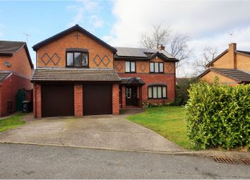 4 bed detached house for sale in Greenfield View, Wrexham LL13