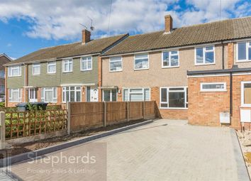 3 bed terraced house for sale in Macers Lane, Broxbourne, Hertfordshire EN10
