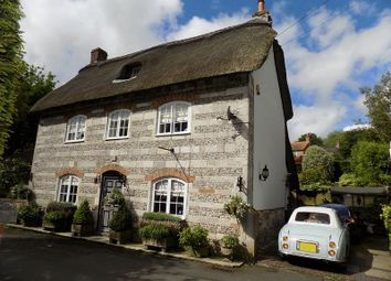 Thumbnail 4 bed detached house for sale in Chapel Street, Milborne St Andrew, Dorset