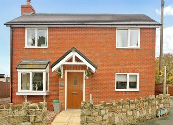 Thumbnail 3 bed detached house for sale in Station Road, Weston Rhyn, Oswestry