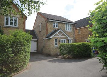 Thumbnail 3 bed detached house to rent in Danvers Drive, Church Crookham, Fleet