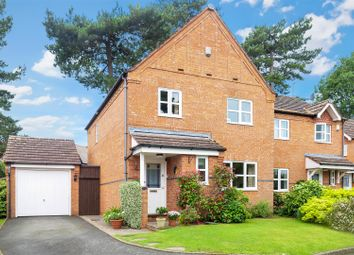 Thumbnail 3 bed semi-detached house for sale in Old Vicarage Gardens, Studley