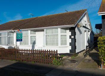 Thumbnail 2 bed semi-detached bungalow for sale in St. Margarets Road, Westgate-On-Sea