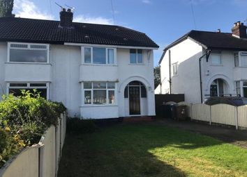 Thumbnail 3 bed semi-detached house for sale in Rosemead Avenue, Wirral, Merseyside