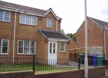 Thumbnail 3 bed semi-detached house for sale in Rhine Drive, Cheetwood, Manchester