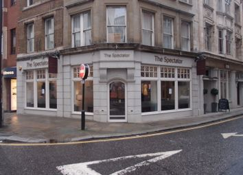 Thumbnail Retail premises to let in Little Britain, City