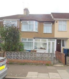 3 bed terraced house to rent in Whitefriars Avenue, Harrow, Middlesex HA3