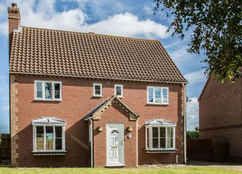 Thumbnail 4 bedroom detached house for sale in Blenheim Way, Watton, Thetford