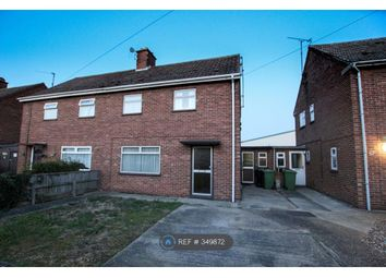Thumbnail 2 bed semi-detached house to rent in Mariners Way, King's Lynn