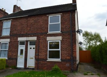 Thumbnail 2 bed semi-detached house for sale in 39 Springhill Terrace, Rugeley, Staffordshire