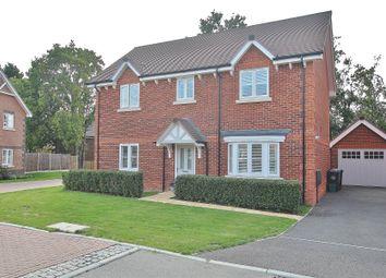 West End, Woking, Surrey GU24. 4 bed detached house