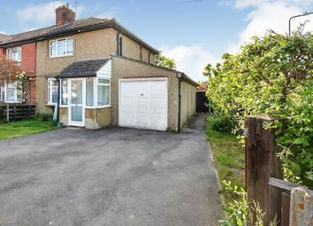 Thumbnail 4 bed semi-detached house to rent in Grove Road, Maidstone