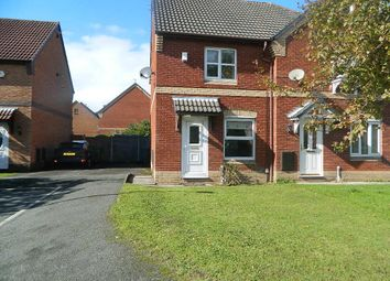 Thumbnail 2 bed semi-detached house for sale in Charmouth Close, Liverpool