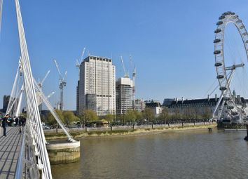 Thumbnail 2 bed flat for sale in Southbank Place, Casson Square, London