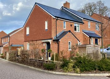 Thumbnail 3 bed semi-detached house for sale in Otter Walk, Petersfield