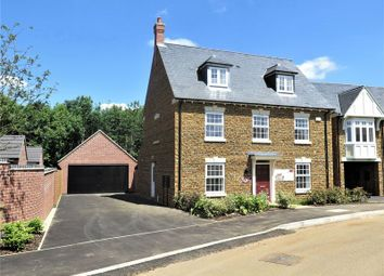 Thumbnail 5 bed detached house for sale in Watts Road, Banbury