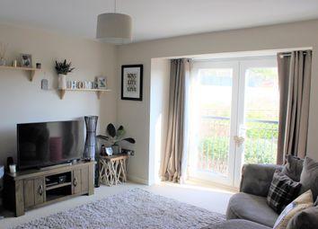 Thumbnail 1 bed flat for sale in Kingdon Avenue, South Molton, Devon