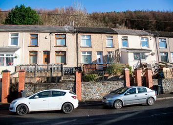 Thumbnail 2 bed terraced house for sale in Mount Pleasant, Merthyr Vale