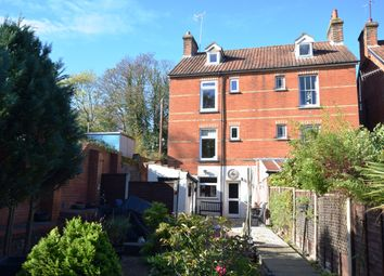 Thumbnail 3 bed semi-detached house for sale in Melton Hill, Woodbridge
