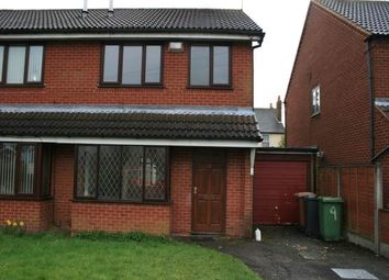 Thumbnail 3 bedroom property to rent in Greadier Street, Willenhall