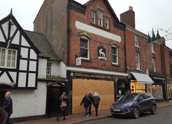 Thumbnail Pub/bar for sale in 23 Church Street, Oswestry