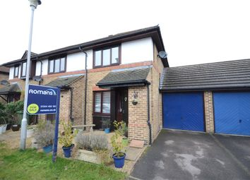 Thumbnail 2 bedroom end terrace house for sale in Swithin Chase, Warfield, Berkshire