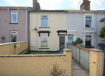 Thumbnail 3 bed terraced house for sale in Southwell Road, Lowestoft, Suffolk