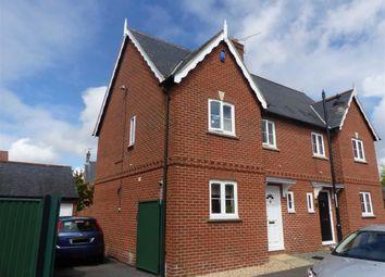 Thumbnail 3 bed semi-detached house for sale in Deverel Road, Dorchester, Dorset