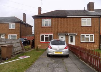 Thumbnail 2 bed terraced house to rent in Bristol Road, Luton