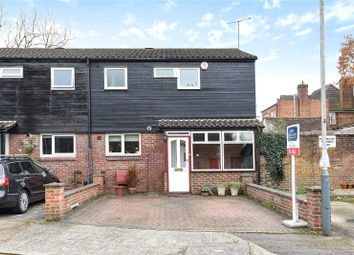 Thumbnail 2 bed semi-detached house for sale in Mezen Close, Northwood, Middlesex