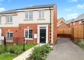 Thumbnail 3 bedroom semi-detached house for sale in Hackness Road, Hamilton, Leicester