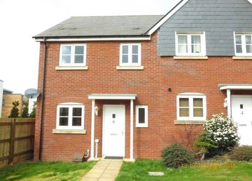 Thumbnail 3 bed semi-detached house to rent in Jutland Way, Exeter