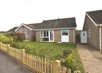Thumbnail 2 bed detached bungalow for sale in Roughton Road, Cromer