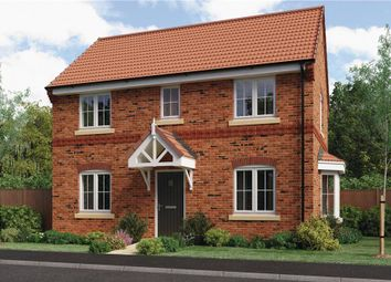 "Thumbnail 3 bed detached house for sale in ""Stanton"" at Milldale Road, Farnsfield, Newark"