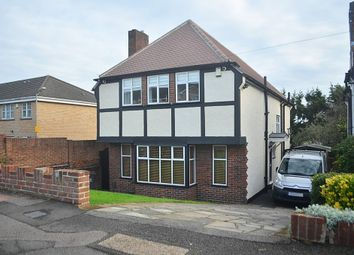 Thumbnail 3 bedroom detached house for sale in Lynmouth Rise, St. Mary Cray, Orpington
