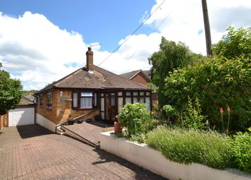 Thumbnail 4 bed bungalow for sale in Dargets Road, Walderslade, Chatham