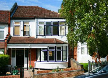 Thumbnail 3 bed terraced house to rent in Linden Road, Muswell Hill