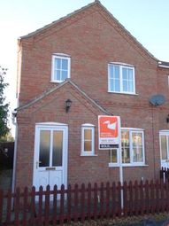Thumbnail 3 bed end terrace house to rent in Veall Court, Coningsby, Lincoln, Lincolnshire