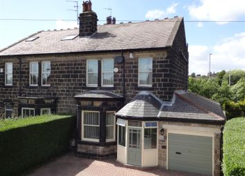 Thumbnail 4 bed semi-detached house for sale in Calverley Lane, Horsforth, Leeds