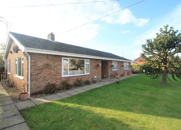 Thumbnail 4 bed detached bungalow for sale in Icklingham, Bury St Edmunds, Suffolk