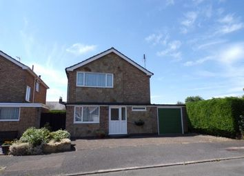 Thumbnail 3 bed detached house for sale in Shoulbard, Fleckney, Leicester, Leicestershire
