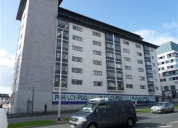 Thumbnail 2 bed flat to rent in Exeter Street, Plymouth, Devon